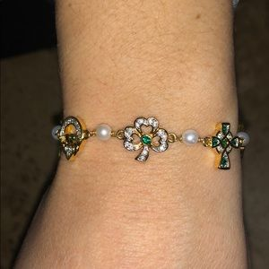 Jewelry - Gold Irish Bracelet